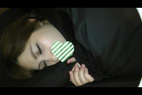 【個人撮影】じっくり休んでる女の子にこっそりいたずら---陸上競技インターハイ出場選手