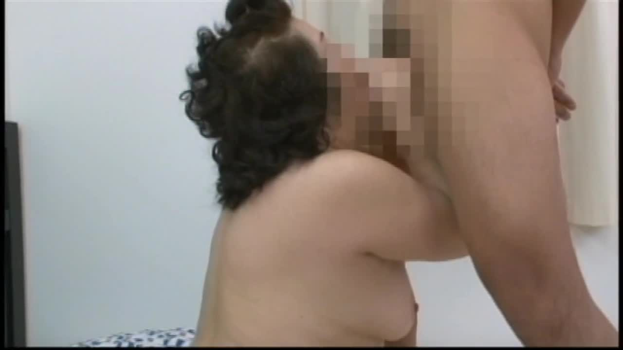 初撮りシルバー熟女 六十路に膣内受精中出し交尾 後編