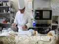 須田先生のマンスール料理  Mansour dishes (White fish with long-fried) of Professor Suda