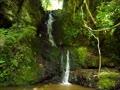 千葉県南房総市 増間七滝  前蔵引の滝 後蔵引の滝